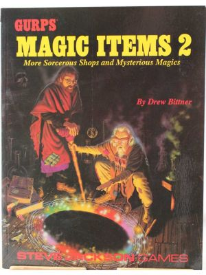 Magic Items 2