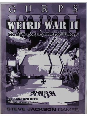 WW2 Weird War 2