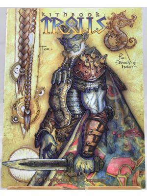 Kithbook: Trolls till Changeling: The Dreaming från White Wolf