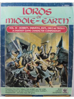 Lords of Middle-Earth Vol III