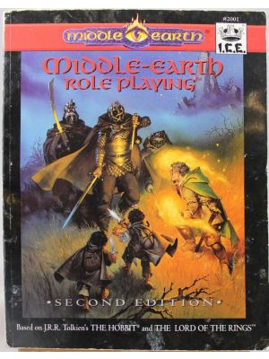 Middle-Earth Role Playing, Second Ed