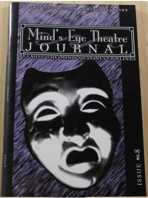 Minds Eye Theatre Journal, Issue 8
