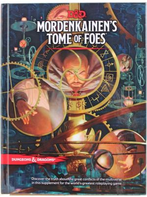 Mordenkainen´s Tome of Foes