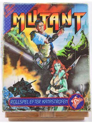 Mutant | Äventysspel