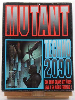 Mutant | Techno 2090 | Äventyrsspel