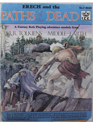 Erech and the Paths of the Dead