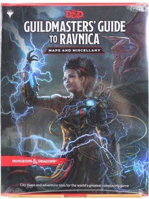 Guildmasters´ Guide to Ravnica Maps and Miscellany