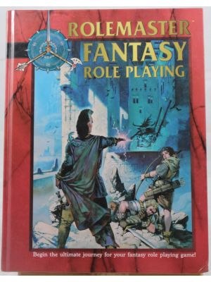 Rolemaster Fantasy Role Playing
