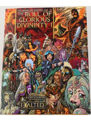 The Roll of Glorious Divinity 1