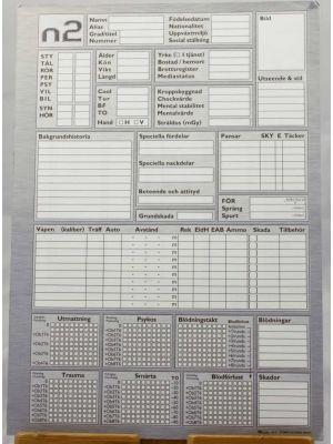 Rollformulär till N2