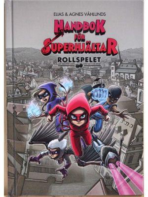Handbok för Superhjältar Rollspelet