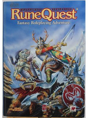 RuneQuest Third Edition