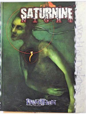 Saturnine Night
