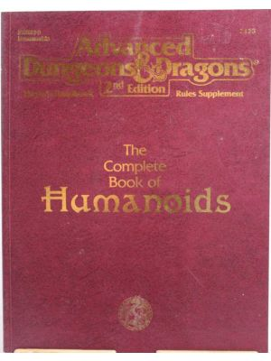 The Complete Book of Humanoids