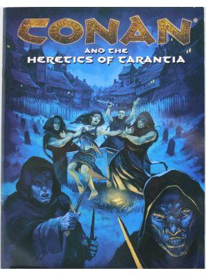 Conan and the Heretics of Tarantia