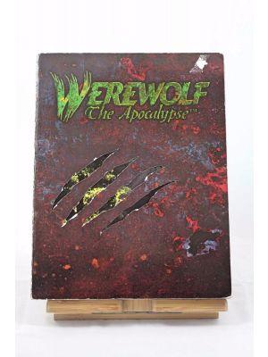 Werewolf: the Apocalypse 1st edition