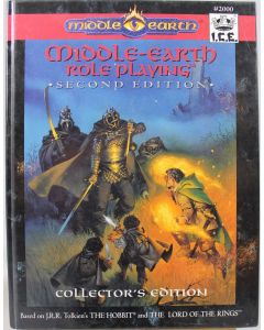 Middle-Earth Role Playing, second ed, Collectors edition