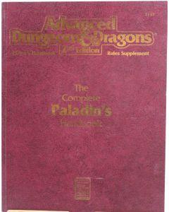 The Complete Paladin´s Handbook