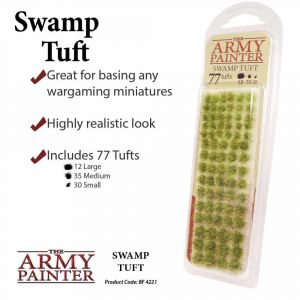 Swamp Tuft
