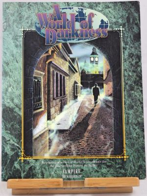 A World Of Darkness first edition