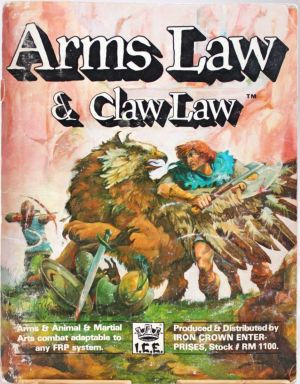 Arms Law & Claw Law