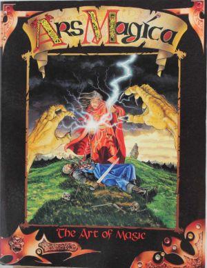 Ars Magica 3de Edition