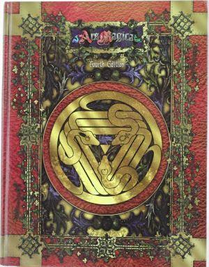Ars Magica 4e Edition Hardcover