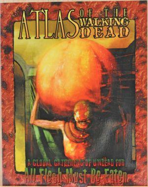 Atlas of the Walking Dead