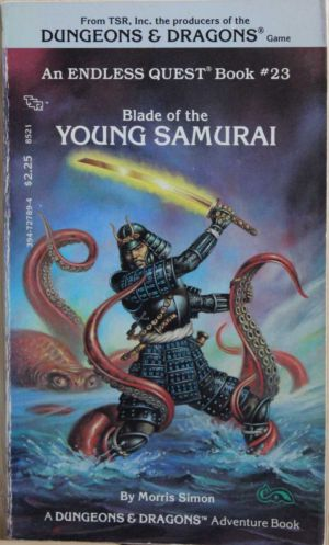 Blade of the Young Samurai