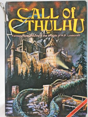 Call Of Cthulhu 3:e Edition