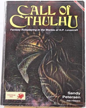 Call of Cthulhu  4th Edition