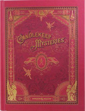 Candlekeep Mysteries (alt cover)