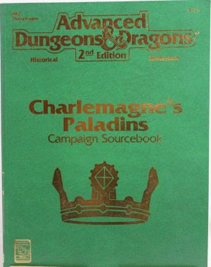 Charlemagne´s Paladins
