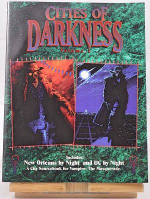 Cities of Darkness Vol 1