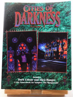 Cities of Darkness Vol 3