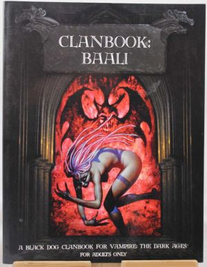 Clanbook: Baali