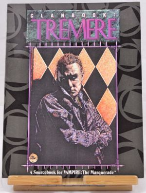 Clanbook: Tremere