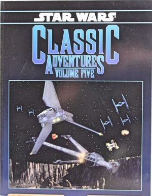 Classic Adventures: Volume Five
