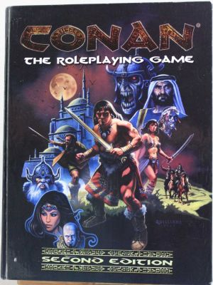 Conan the Roleplaying Game Second Edition