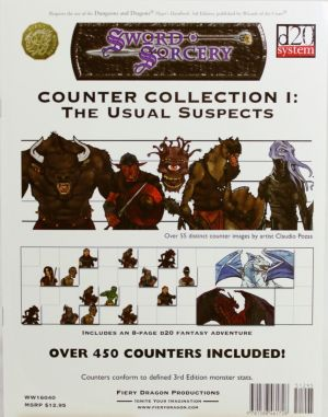 Counter Collection 1: The Usual Suspects
