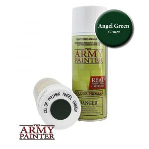 Color Primer Angel Green