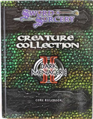 Creature Collection: Dark Menagerie