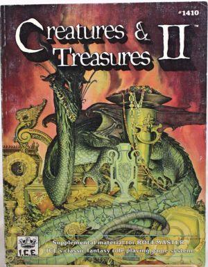 Creatures & Treasures 2