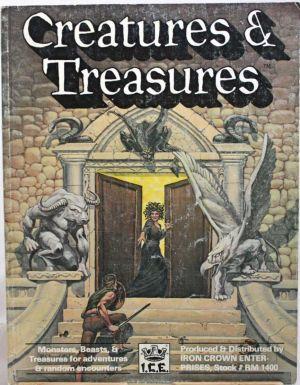 Creatures & Treasures