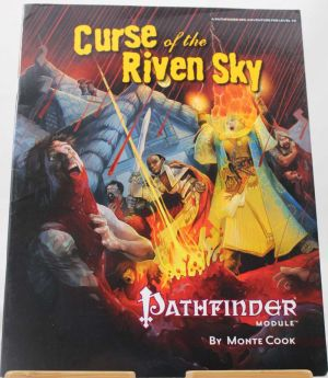 Curse if the Riven Sky