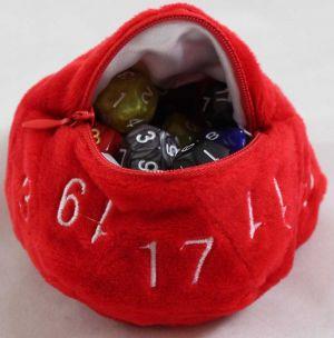 Tärningspåse T20 Röd