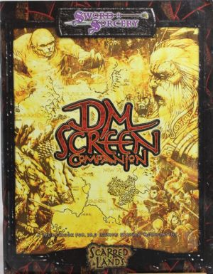 DM Screen Companion