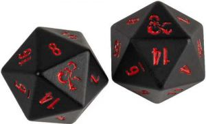 Heavy Metal D20 set Dungeons & Dragons