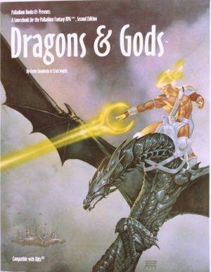 Dragons & Gods