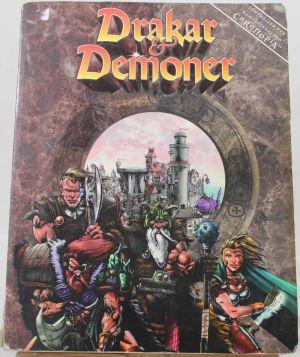 Drakar och Demoner Chronopia